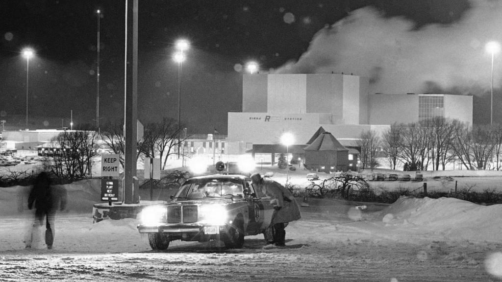 Ein Fehlalarm über einen Störfall in einem Atomkraftwerk in Kanada liess am Sonntag vielerorts Erinnerungen an das Unglück mit radioaktivem Wasser im kanadischen Ontario im Januar 1982 aufkommen. (Archivbild)