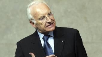 Der Anti-Bürokratie-Beauftragte der EU-Kommission, Edmund Stoiber