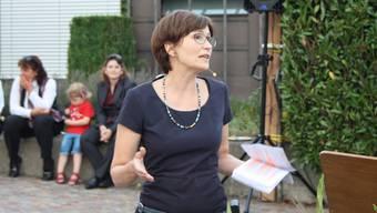 Wetterextreme würden in Zukunft unseren Alltag bestimmen, sagte Regula Rytz (Grüne) anlässlich ihrer 1.-August-Rede in Birmensdorf.