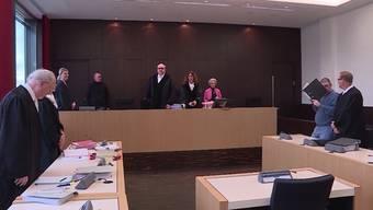 Zweiter Tag des Missbrauchs-Prozesses in Düsseldorf.