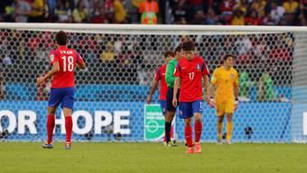 Algerien schlägt Südkorea mit 4:2