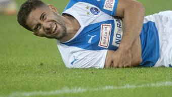 Nassim Ben Khalifa traf für GC, doch am Ende blieb in Vaduz doch nur Frust bei den Zürchern