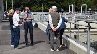 Am Wochenende wurde die Anlage Rehmatte in Müslen offiziell eingeweiht.