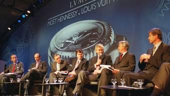 Der Luxusgüter-Konzern LVMH wird noch grösser (Archiv)