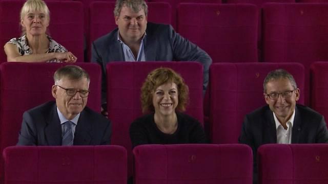 Sabine Boss gewinnt den Kulturpreis