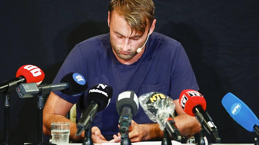 Petter Northug gestand vor einigen Tagen, ein Drogenproblem zu haben