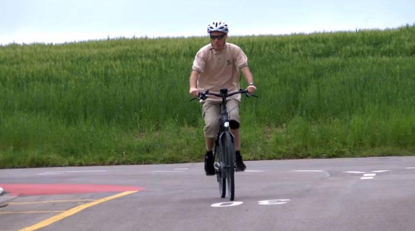 Das E-Bike ist schneller als man denkt – Informationen und Tipps vom bfu