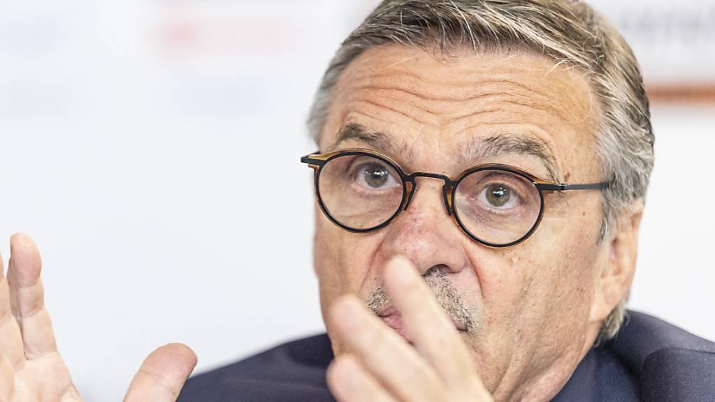 «Der WM-Entscheid liegt nicht bei uns»: IIHF-Präsident René Fasel hält sich an die Weisungen der Behörden