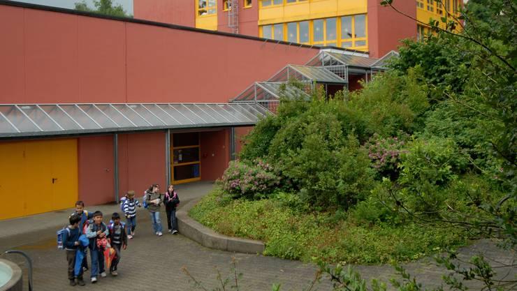 Schulhaus: Das Raumangebot wird in Zukunft nicht mehr ausreichen.