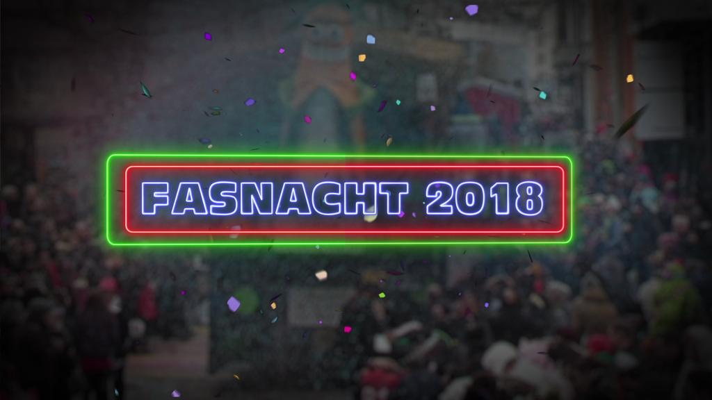 St.Galler Fasnachtsumzug 2018