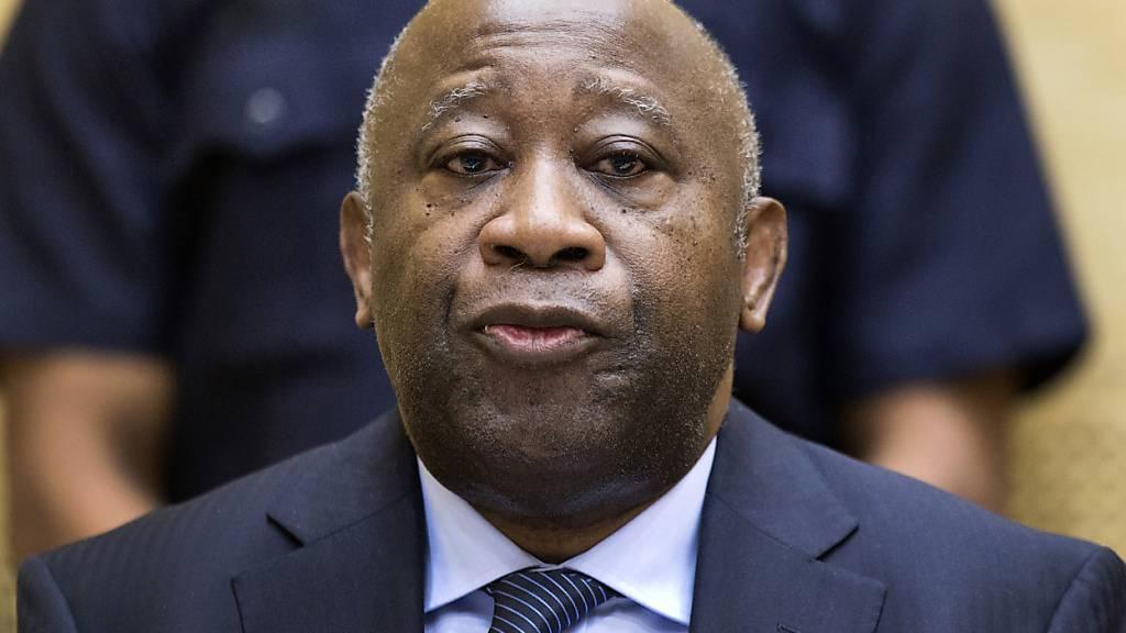 Der frühere Staatschef der Elfenbeinküste, Laurent Gbagbo, will nach 10 Jahren im Ausland in sein Heimatland zurückkehren. (Archivbild)