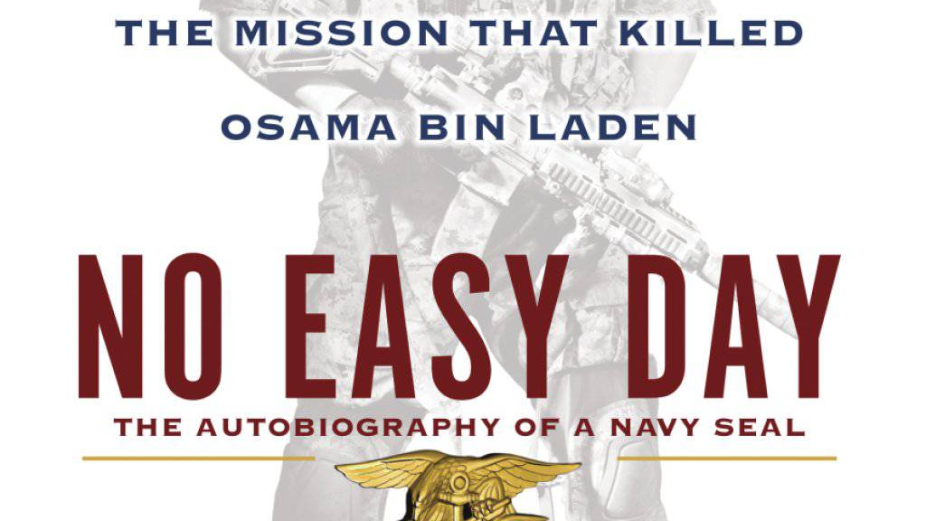 Im Buch «Kein einfacher Tage» beschreibt der US-Soldat Matthew Bissonnette die Tötung Bin Ladens - er soll ein Bild der Leiche geschossen haben. (Archiv)