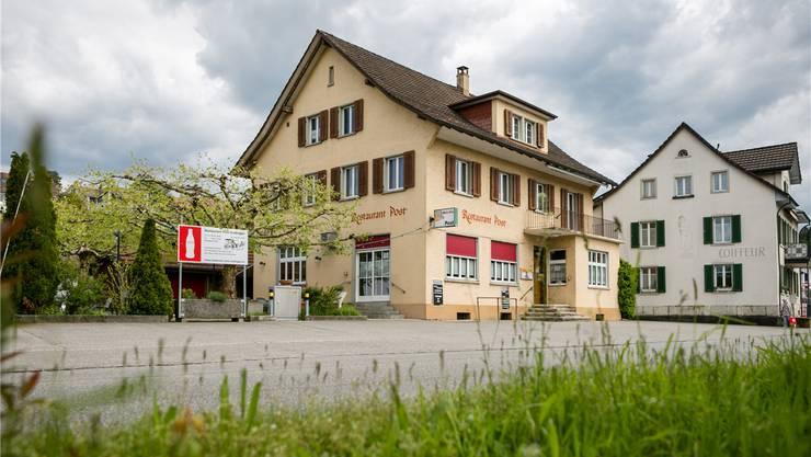 Endingen, 15. Mai: Das Restaurant Post schliesst seine Türen. Der neue Eigentümer will die Räumlichkeiten anders nutzen.
