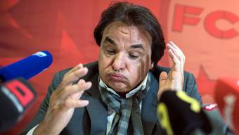Die Swiss Football League (SFL) verhängt keine superprovisorische Verfügung gegen Sion-Präsident Christian Constantin.