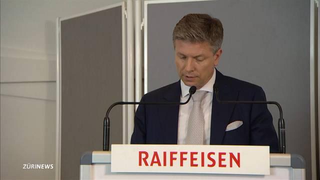 Zwei Verwaltungsräte der Raiffeisen treten zurück