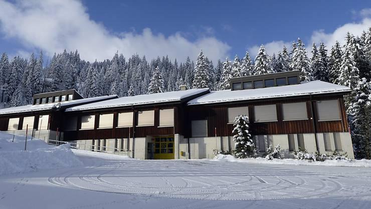 Das Armee-Truppenlager Glaubenberg im Kanton Obwalden soll ein Ausreisezentrum für Asylsuchende werden (Archiv)