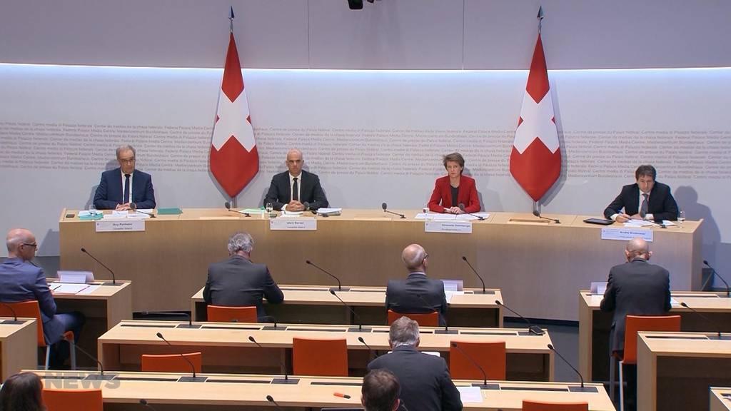 Komplette Pressekonferenz des Bundes vom 16. April 2020