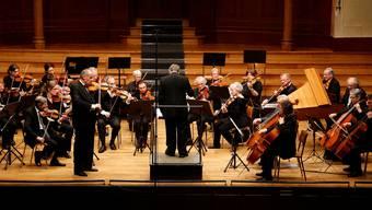 2015 spielte Matthias Steiner als Gastviolonist, beim diesjährigen Frühlingskonzert stand er am Dirigentenpult.