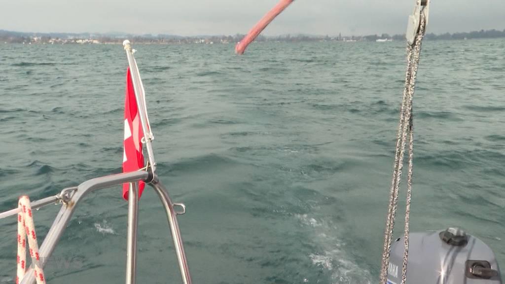 #72StundenChallenge: Segeln für einen guten Zweck