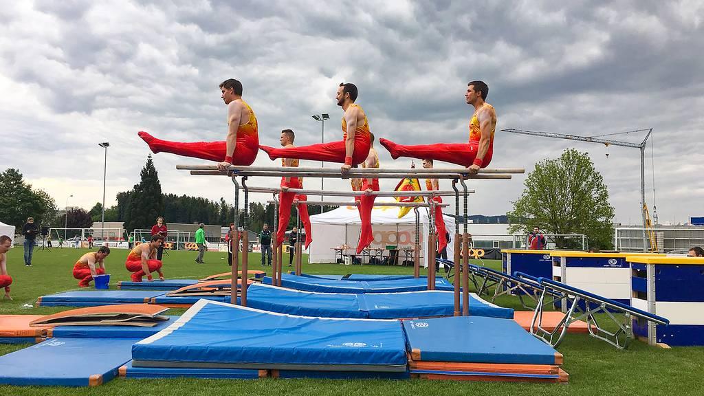 Kein Turnfest in Benken – aber ein Tombola-Event mit bis zu 10'000 Gästen?