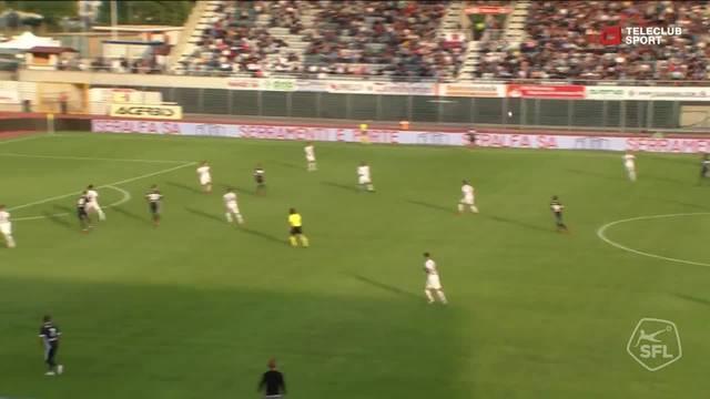 Lugano gelingt noch das 2:2.