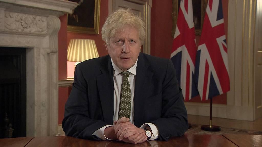 England: Erneuter Lockdown verkündet