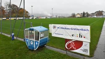 Auf dem Brühl in Däniken wird in der kommenden Saison nurmehr 4.-Liga-Fussball zu sehen sein.