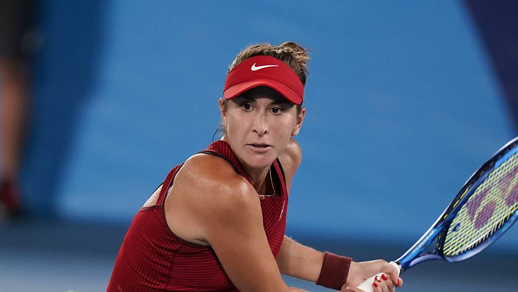 Belinda Bencic kehrt in Cincinnati auf die Tour zurück und bekommt es wieder mit Marketa Vondrousova zu tun.