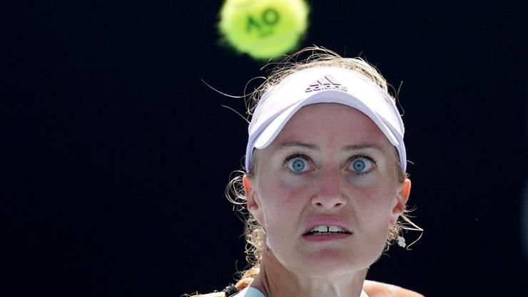 Kristina Mladenovic fühlt sich in der Quarantäne wie in einem Gefängnis.