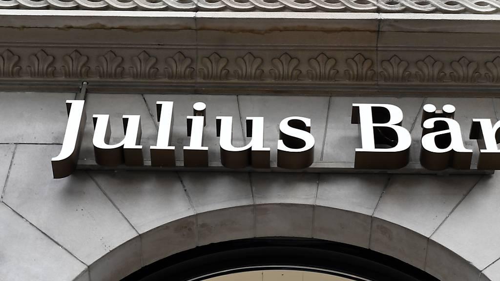 Finma stellt bei Juluis Bär schwere Mängel bei Geldwäschereibekämpfung fest. (Archiv)