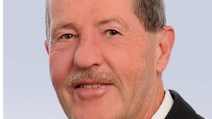 Engagiert: Karl Wägli. ZVG