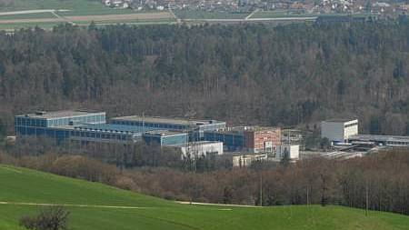 Die radioaktiven Abfälle lagern in Würenlingen