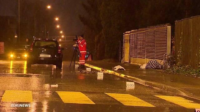 Schwere Unfälle in Zürich