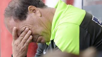 Raimonde Ponte während der Partie gegen St. Gallen.