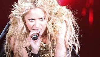 Shakira im Zürcher Hallenstadion