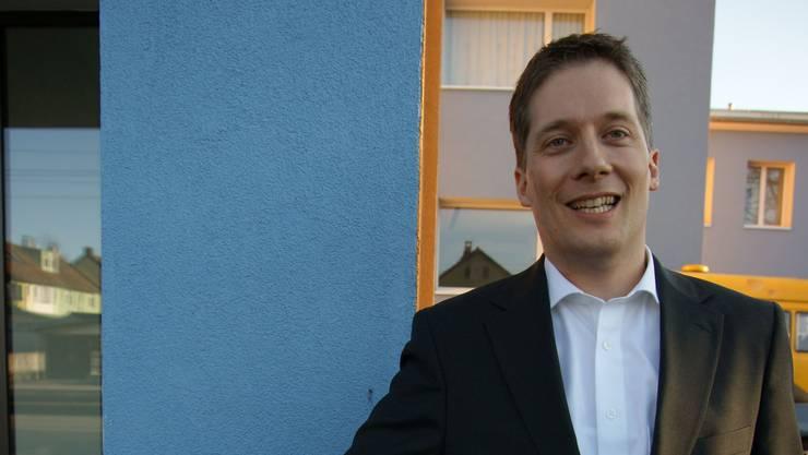 Eckt in der eigenen Partei an: Abtreibungsgegner Daniel Albietz. (Archivbild)