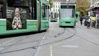 Die Schienen der BVB sind in einem miserablen Zustand.