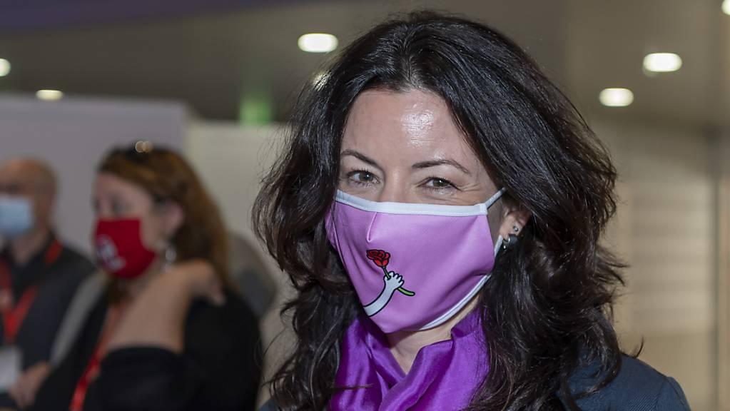 Die Basler Regierungsrätin Tanja Soland wurde positiv auf das Coronavirus getestet.