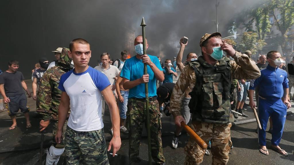 Bundesgericht bestätigt die Sperrung ukrainischer Vermögen «auf Verdacht»