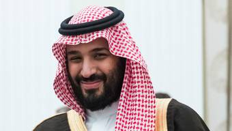 Mohammed bin Salman legt Wert auf Aussendarstellung. Key