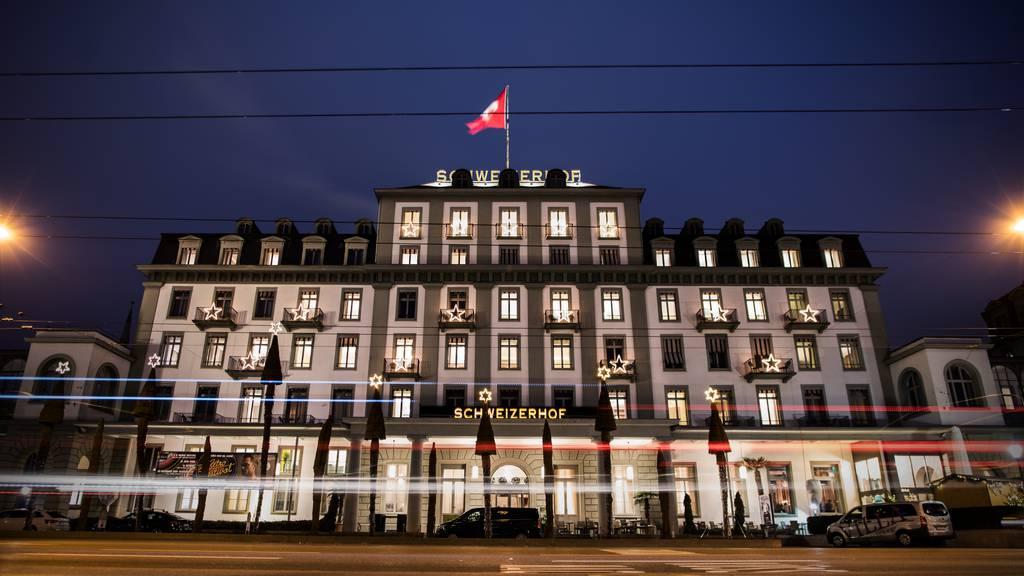 Schweizerhof lanciert erste «Schweizerhof Chilbi»