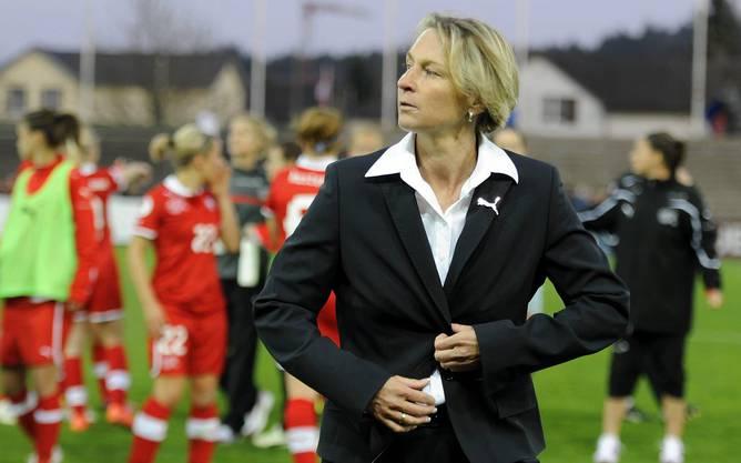 Fast sieben Jahre ist es her, seit Martina Voss-Tecklenburg das Amt angetreten ist.