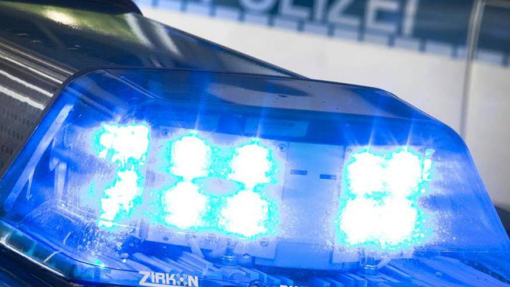 Lügengeschichte löst Polizei-Grosseinsatz aus