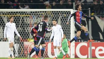 FC Basel - Fiorentina, Europa League, 26.11.2015