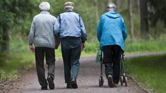 Was passiert mit unseren Renten?. (Archivbild)