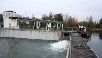 EKZ- Kraftwerk Dietikon