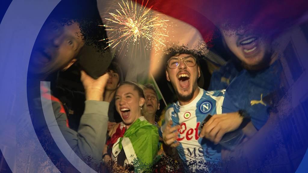 Partynacht: In der Region feiert man den EM-Sieg der Italiener, in Aarau eskaliert es