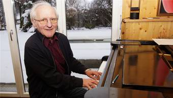Günther Schumacher hat eine Messe komponiert, die in Odessa aufgeführt wurde – jetzt sucht er Sponsoren, damit das Projekt auch in der Schweiz realisiert werden kann. Dominic Kobelt