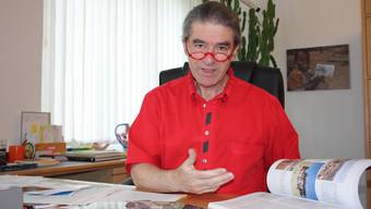 Der Schweizer Toni Locher ist Honorarkonsul von Eritrea