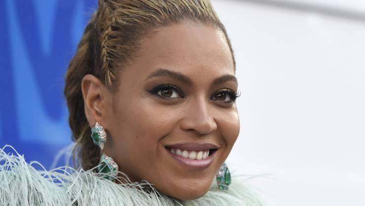 Beyoncé räumte bereits bei den MTV Video Music Awards in New York ab. Auch bei den europäischen MTV-Preisen ist die US-Amerikanerin in fünf Kategorien nominiert. (Archivbild)